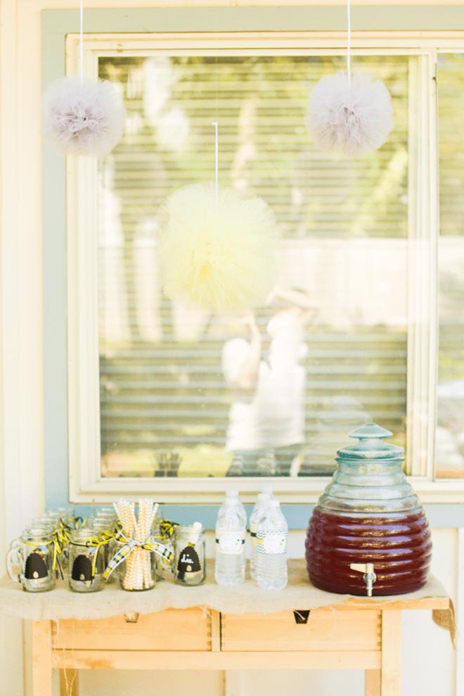 Adorable Honey Bee Baby Shower Photos + Inspiration!