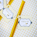 {Party Feature} Honey Bee Baby Shower!