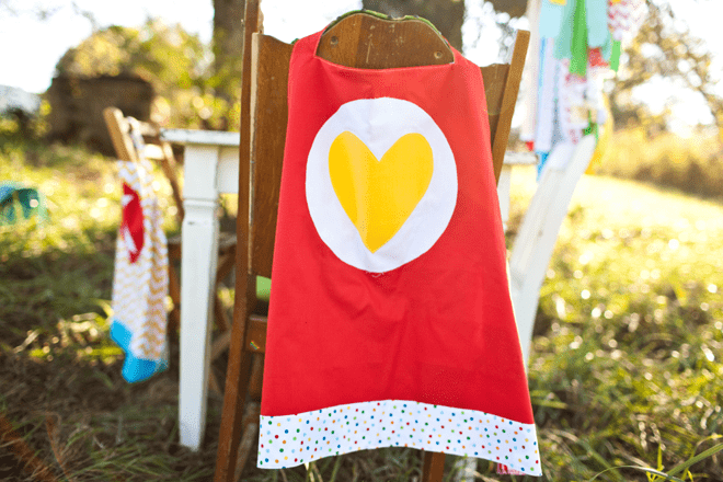 Creative Super Kids Party Inspiration + Photos!