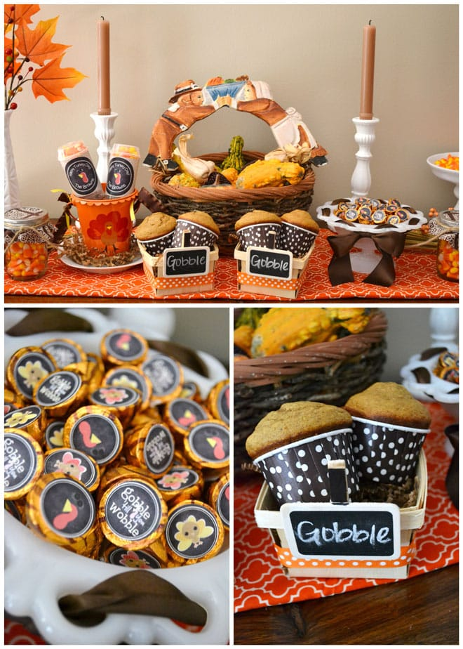Thanksgiving Party Inspiration & Cute Easy Ideas!