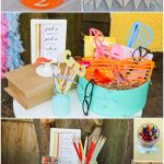 "Adorable ""Chapter 2″ Book Themed Birthday Party!"