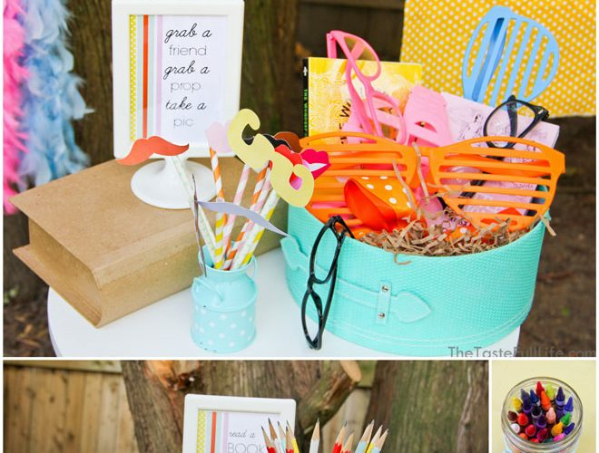 "Adorable ""Chapter 2"" Book Themed Birthday Party!"