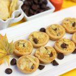 Mini Sweet & Salty Chocolate Pies!