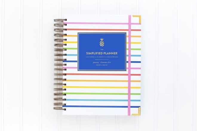 Win an Emily Ley Simplified Planner!