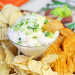 ADDICTIVE {Recipe} Spicy Parmesan & Onion Dip!
