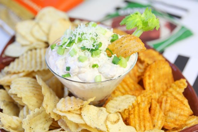 {Recipe} Spicy Parmesan & Onion Dip!