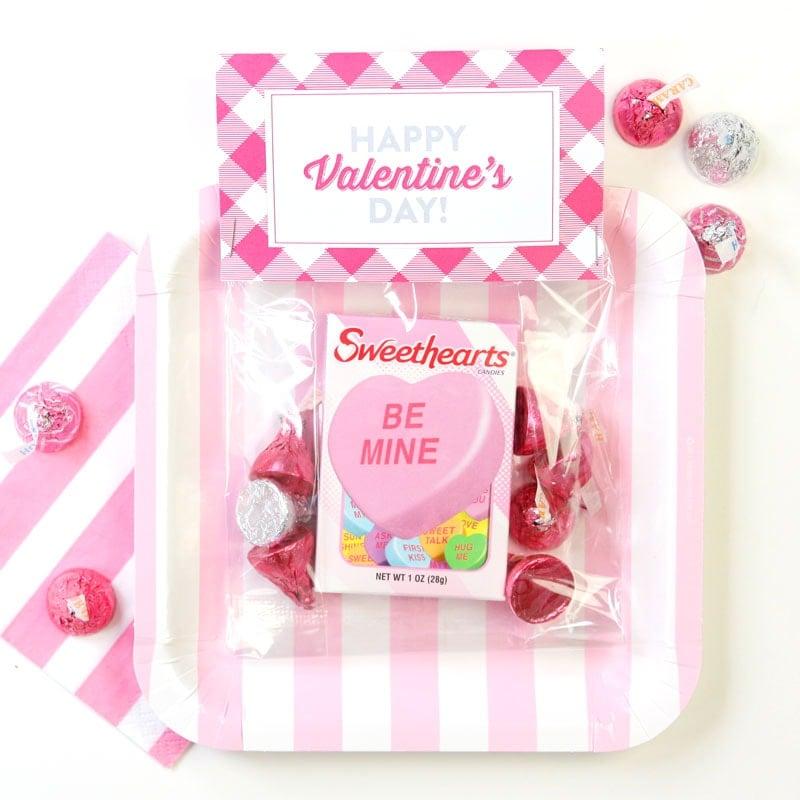 DIY Valentine's Treat Bags!