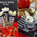 Hollywood's Big Night & Chocolate Dipped Chip Bar!