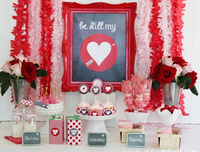 Be Still My Heart Valentine's Party!