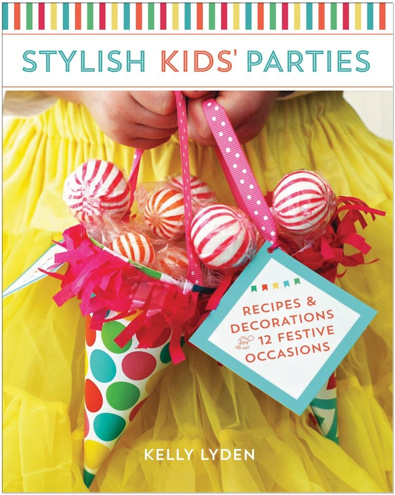 Stylish Kids' Parties Book + Giveaway!
