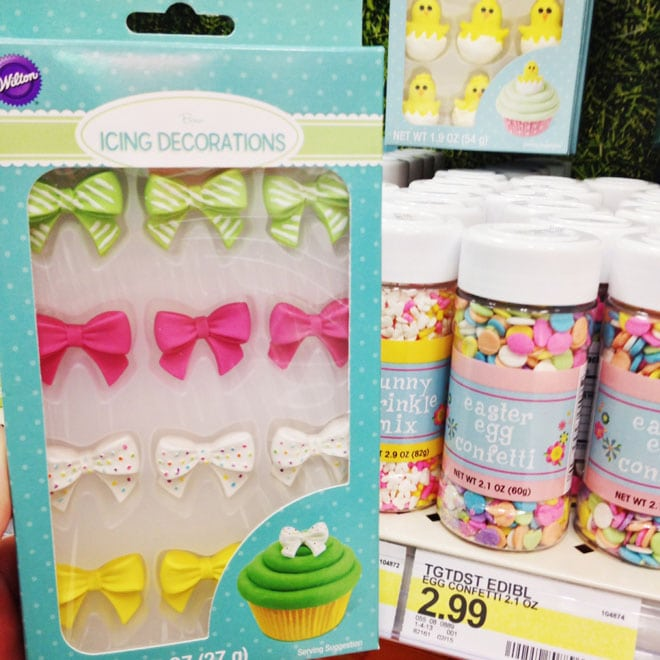 New Easter Goodies at Target from Pizzazzerie