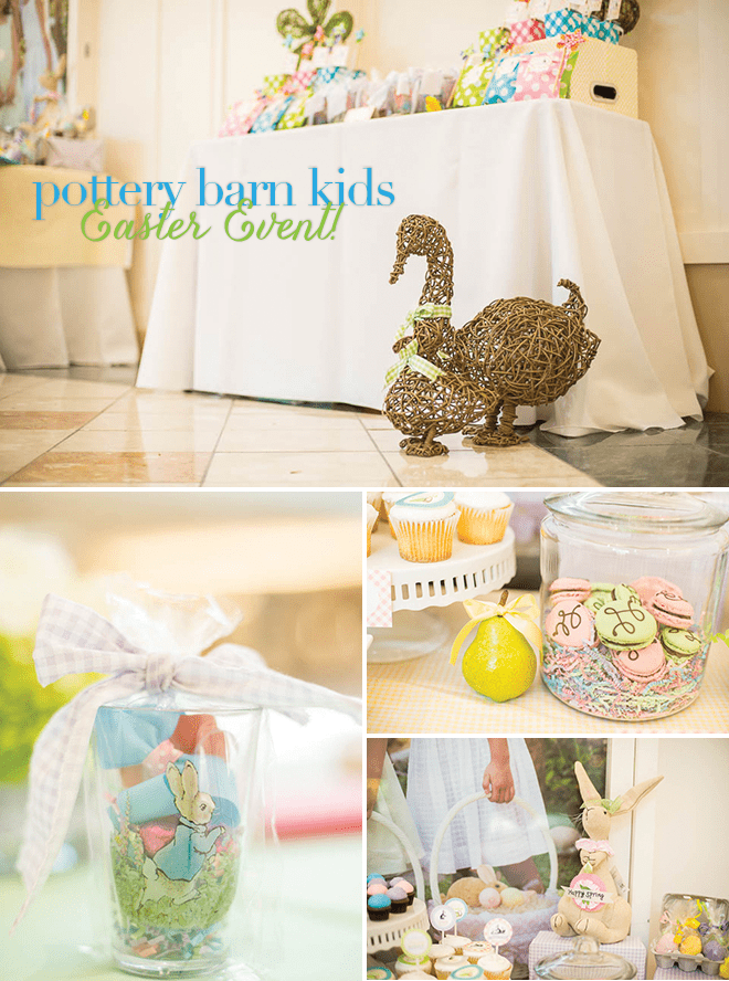 Easter Event!pottery barn kids