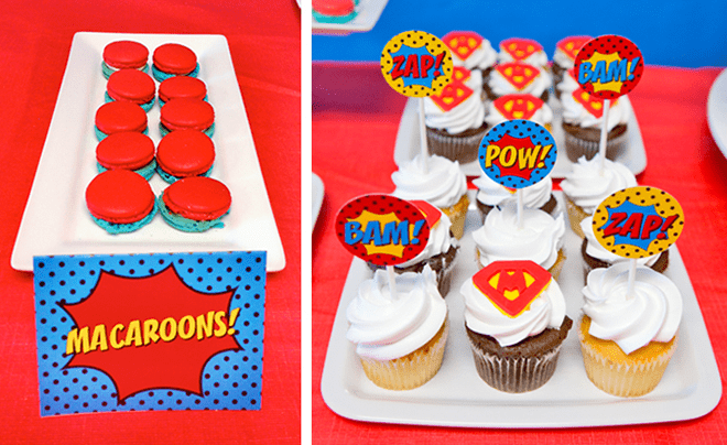 Superhero Staff Appreciation Party Photos + Inspiration!