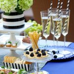 Host a Champagne & Cheese Party!