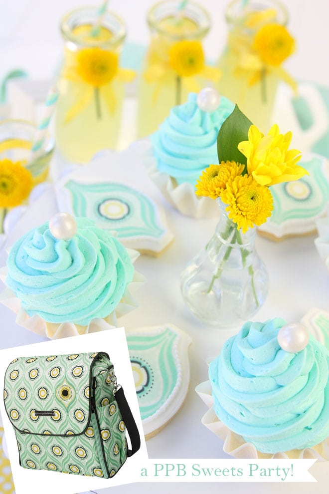 Petunia Pickle Bottom Giveaway & Sweets Party!