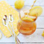 The best Lemon Iced Tea!