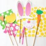 Free Easter Photo Printables