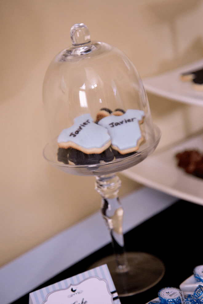 Modern Chic Baby Shower Brunch Inspiration and Photos!