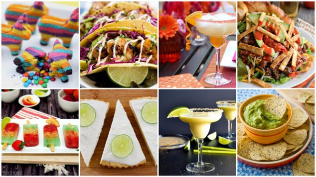 Cinco de Mayo Food & Drink Recipes!