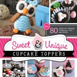 {Giveaway} Sweet & Unique Cupcake Toppers