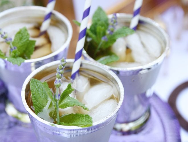 6 Mint Julep Recipes with a TWIST!