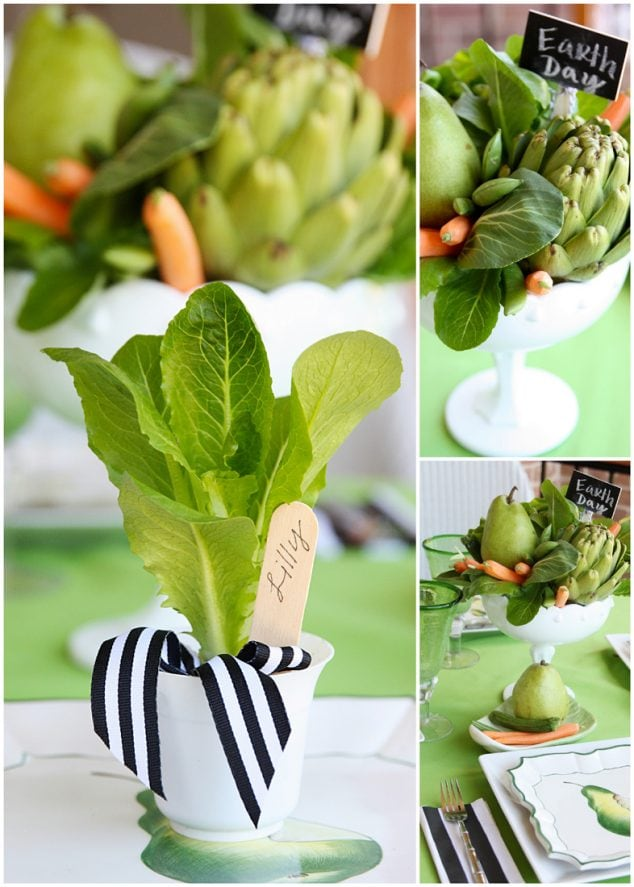 Eco-Friendly Tablescape Ideas!