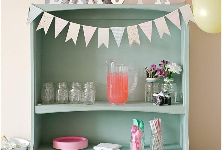 Darling Cupcake Decorating Party