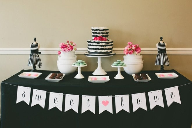 Baking Themed Shower + Bridal Shower Bingo!