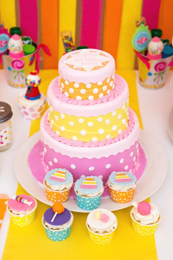 Sweet Shoppe Birthday Party