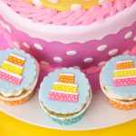 Bright + Cute Sweet Shoppe Birthday Party!