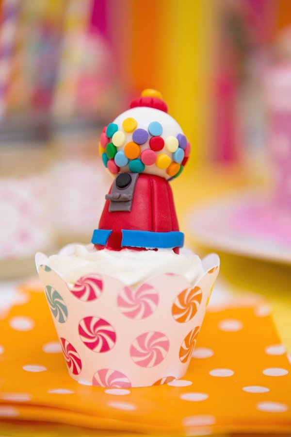 Sweet Shoppe Birthday Party