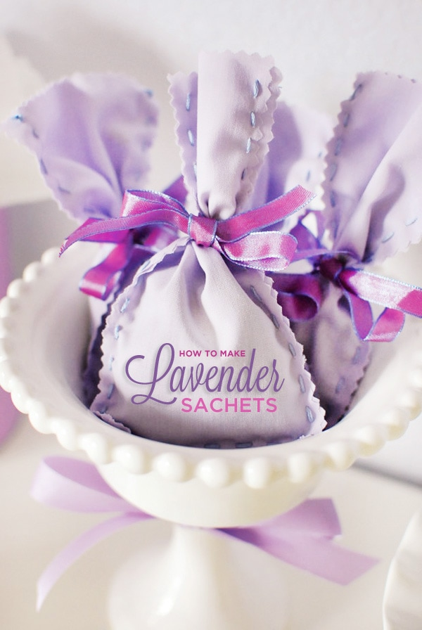Lavender Sachets for Mother's day!