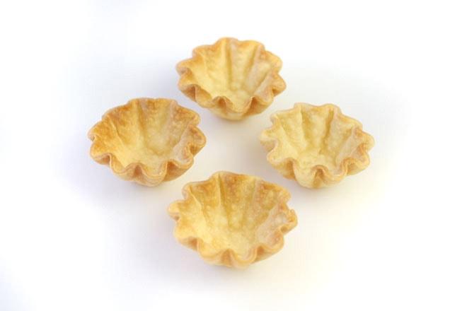 mini tartlet shell pies