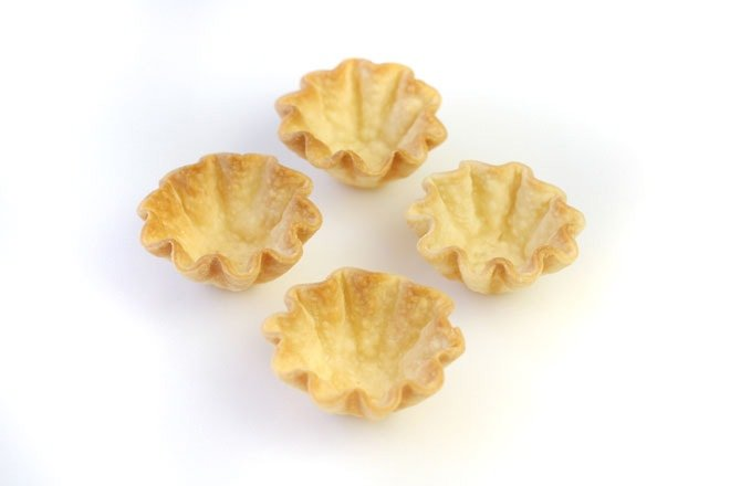 mini tartlet shell pies