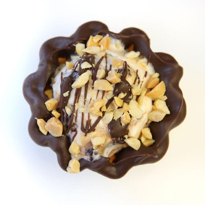Mini Ice Cream Pies Recipe