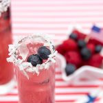 The Perfect 4th of July Cocktail!