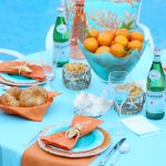 Summer Beach-Inspired Dinner Party