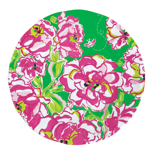 Lilly Pulitzer Plates