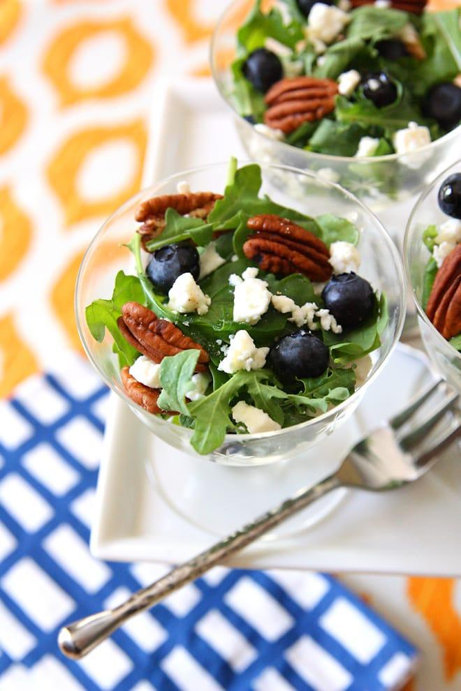 Arugula Feta Salad