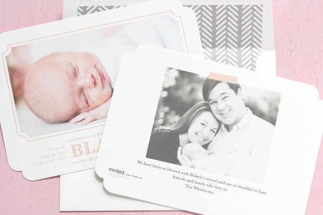 Baby Pizzazzerie's Birth Announcements
