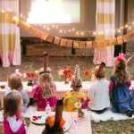Host an outdoor movie night this summer!