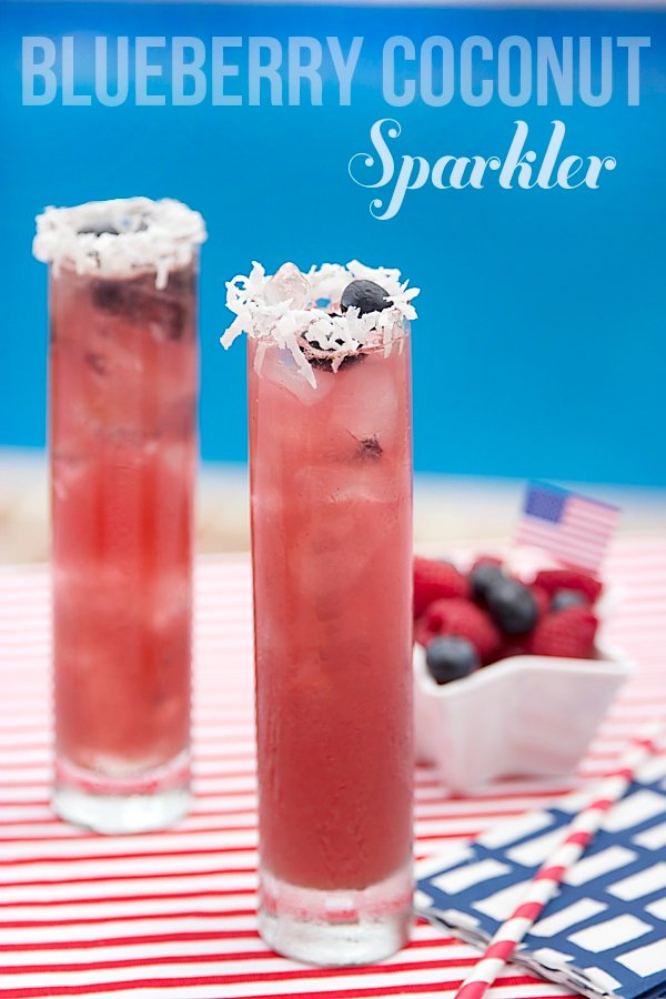 The Perfect 4th of July Cocktails