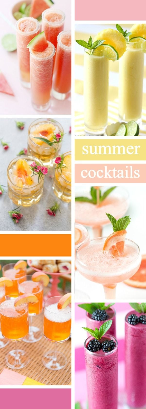Pineapple Coolers Recipe Perfect Summer Drink