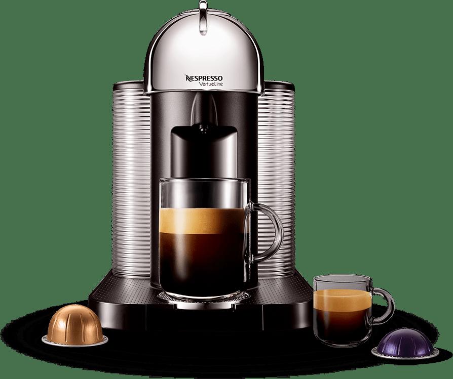 Nespresso VertuoLine Recipe