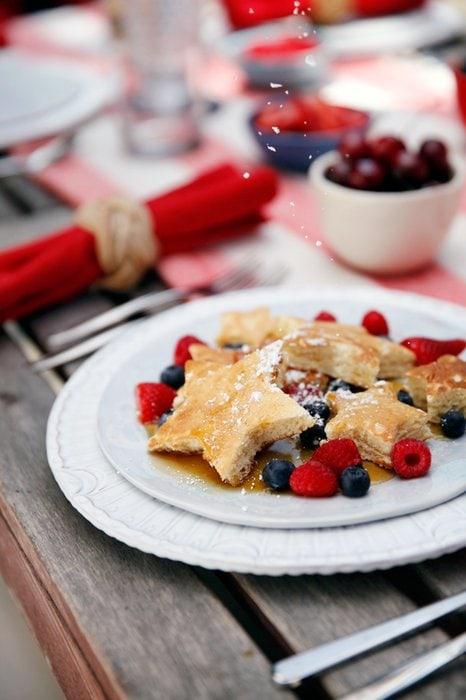 4th of July Pancake Breakfast