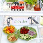 Build your own summer salad bar!