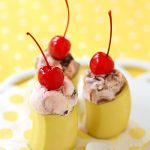Cute + Tasty Banana Split Bites Recipe