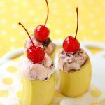Cute + Tasty Banana Split Bites Recipe