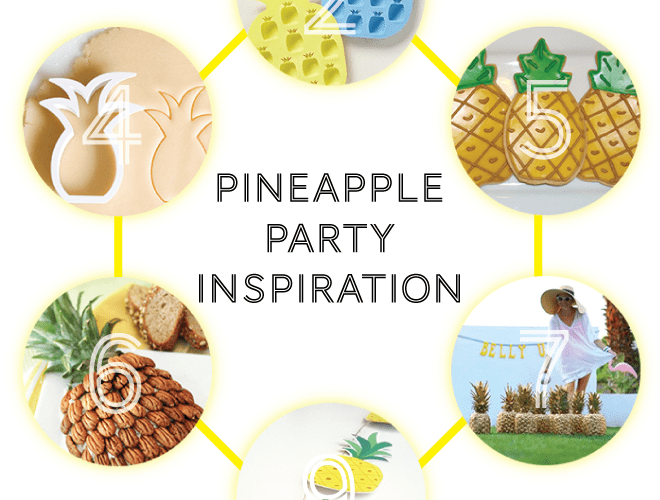 Trends: Pineapple Party Inspiration!