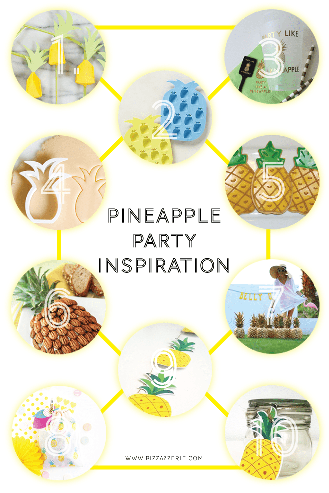 Pineapple Party Inspiration